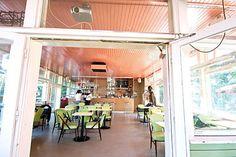 Volksgarten Pavillon - ©Volksgarten Pavillon Loft, Outdoor Decor, Furniture, Home Decor, Pavilion, Lawn And Garden, Essen, Decoration Home, Room Decor