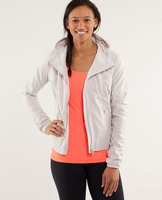 Street to Studio Jacket by lululemon. Need one of these, perfect spring jacket