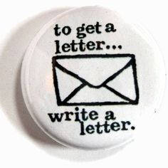♥♥ ✉ To get a letter write a letter. ✉ Snail mail art at its best. Writing Paper, Letter Writing, You've Got Mail, Going Postal, Handwritten Letters, Happy Mail, Mail Art, Lettering Design, Envelopes