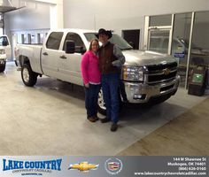 #HappyBirthday to Robert Foreman from Matthew  Madewell at Lake Country Chevrolet Cadillac!