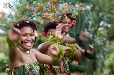 Mecce performance, #Fiji Islands.  Copyright Chris McLennan