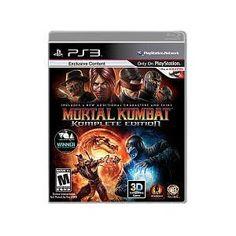 Mortal Kombat: Komplete Edition (PS3) for $19.99