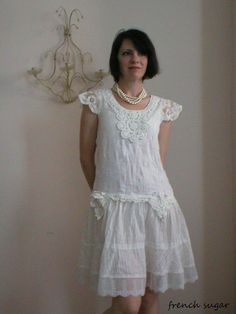 Altered Couture  French Sugar Parisian by frenchsugarcouture, $74.00