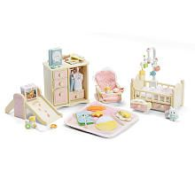 Calico Critters Baby Bedroom  - International Playthings 1001868 - eToys.com