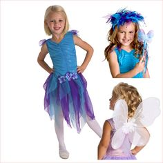 teal #fairy tutu #costume