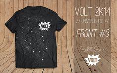 VOLT FEST 2K14 - UNIVERSE TEE