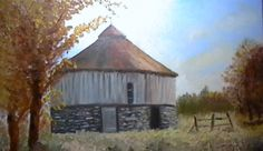 dorothy dent round barns | Dorothy Dent Paintings
