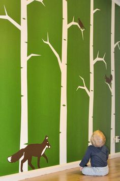 toddler room - I LOVE THIS