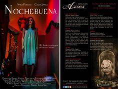 Nochebuena ha sido seleccionado por el Festival de Cine de Horror 'Aurora', festival que celebra su décima edición del 2 al 7 de marzo en Guanajuato, México. El cortometraje de Joaquín Arca se proyectará el miércoles 4 en la sede Euquerio Guerrero.