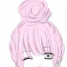 Hitori mag es, ihre Haare zu färben. Auch wenn sie selbst nicht sehen kann, wie es aussieht, macht es sie glücklich zu wissen, dass andere sie farbenfroh sehen können.