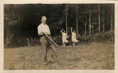 The Van der Kloot Boar Hunt of 1944