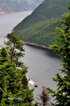 Fjord du Saguenay Grand Prix, Lac Saint Jean, Les Fjords, Destinations, Canada, New England, Acadie, Cruise, Rivers