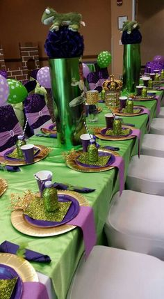 Princess And The Frog Birthday Party Ideas Princess