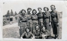 Women for Victory :: View topic - WAC coverall