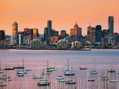3.Melbourne: Condé Nast Traveler