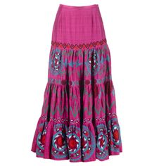 Tequila Sunrise Skirt. I could easily make this skirt for $20.00. Can't believe it's priced $455.