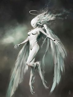 6 – Virgem, como monstro.