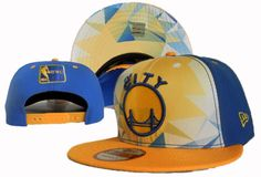 NBA Golden State Warriors Yellow Snapback Hats--yy  $10 USD