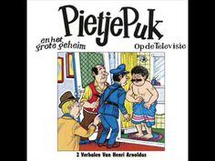 pietje puk en het grote geheim ( luisterboek!)