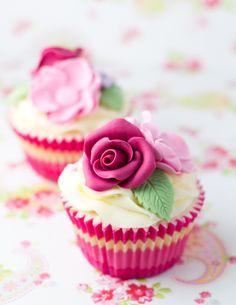 Objetivo: Cupcake Perfecto.: Especial MEGA tutorial de cupcakes para San Valentín