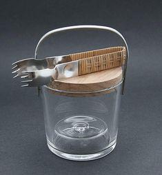 Franck, Kaj - Jääpala-astia 5373 Glass Design, Design Art, Lassi, Living Styles, Finland, Modern Contemporary, Home Accessories, Barware, Retro Vintage