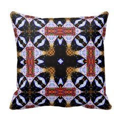 30% OFF Boho Home Decor  Throw cushions _ Pillows come in many colors sizes shapes and fabrics.  Feel Good Fashion & Living® by Marijke Verkerk Design. www.marijkeverkerkdesign.nl
