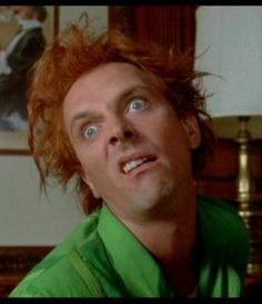 I love Drop Dead Fred- only a select few know who he is... Omg! Snot face! I tell James about this movie all the time! He's never heard of it! My fave!