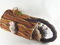 Woodland toy bag <3