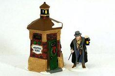 "Dept. 56 Heritage Village Collection ""Brixton Road Watchman"""