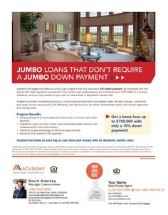 1000+ images about Loan Program Flyers on Pinterest ...