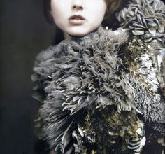 Muted colors! Italian photographer Paolo Roversi.