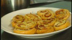 Bladerdeegkoekje met ham | VTM Koken