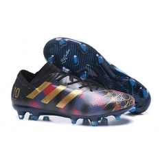 2018 World Cup Hot Sale Adidas Nemeziz Messi 360 Agility FG Football Boots Purple Red Gold London Messi, Football Shoes, Soccer Shoes, Football Art, Kobe Shoes, Jordan Shoes, Adidas, Cheap Soccer Cleats, Blue Gold
