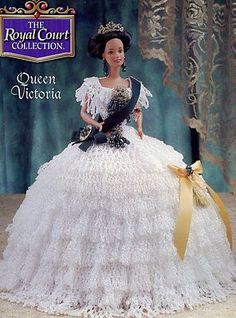 Queen-Victoria-Outfit-for-Barbie-Doll-Annies-Attic-Royal-Court-Pattern