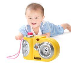 새로운 창조적 인 장난감 카메라 아기 학습 장난감 아이 프로젝션 카메라 교육 장난감 FCI #