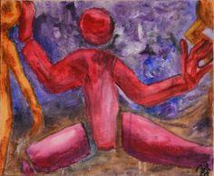 Ego I, bachmors artist