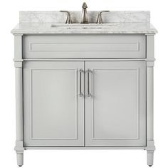 """Aberdeen 36"""" Single Vanity -  