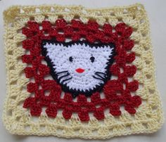 FREE pattern at http://shyamanivas.blogspot.in/2015/02/cute-kid-granny-squares.html