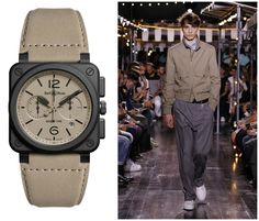 BASEL BUILDUP: To celebrate the sartorial whirlwind who sadly departs Time+Tide today on maternity leave, we couldn't resist revisiting our Content Director Ceri David'sgenius idea from Baselworld 2016, which was to basically 'live pair' all the new releases with creative wardrobechoices. It...