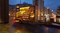 #Reklama #LED #Trailers #advertisingtrailers #advertising #LED #rentaltrailers Rental advertising LED trailers in Poland. Tel:  791 983 034 site: przyczepyled.pl