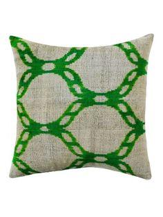 Sema Pillow, Emerald