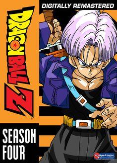 """Dragon Ball Z"" Season 4 DVD (Funimation Entertainment)"