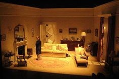 Anything But Love. Belltable Arts Centre, Limerick. Scenic design by Ferdia Murphy. 2010