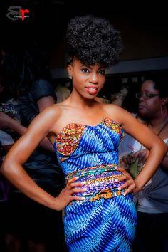 Style Sense: Totally Ankara.. purely African!! ~Latest African Fashion, African Prints, African fashion styles, African clothing, Nigerian style, Ghanaian fashion, African women dresses, African Bags, African shoes, Nigerian fashion, Ankara, Kitenge, Aso okè, Kenté, brocade. ~DKK
