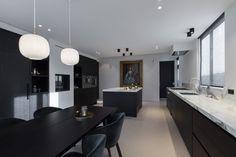 Daacha Designvloeren - Monumentale villa met luxe gietvloeren en wandpanelen - Hoog ■ Exclusieve woon- en tuin inspiratie.