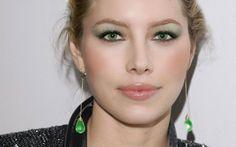 Trucco occhi verdi, ombretto verde