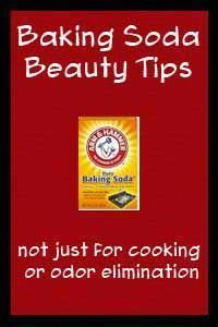 Baking Soda Beauty Tips - Did you know you can use baking soda exfoliate your skin, jumpstart your home pedicure, rid your hair of product build up, and freshen your breath? Baking Soda For Dandruff, Baking Soda Cleaner, Baking Soda Water, Baking Soda Shampoo, Baking Soda Uses, Honey Shampoo, Dry Shampoo, Hair Shampoo, Arm And Hammer Baking Soda