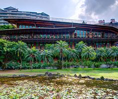 Most Beautiful Libraries in the World: Beitou Branch of the Taipei Public Library, Taiwan