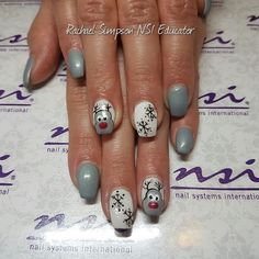 Totally adorb nails