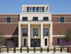 Robert A.M. Stern Architects - George W. Bush Presidential Center